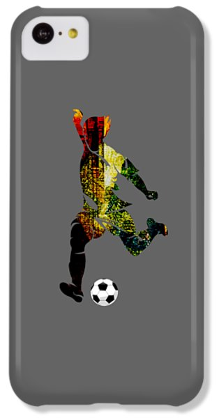 Soccer Collection IPhone 5c Case
