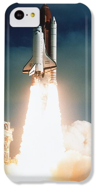 Space Shuttle Launch IPhone 5c Case