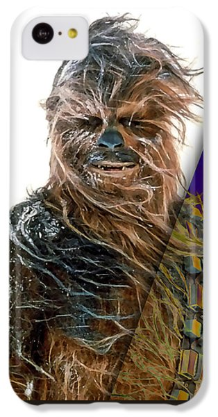 Star Wars Chewbacca Collection IPhone 5c Case