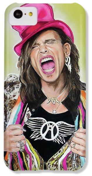 Steven Tyler iPhone 5c Case - Steven Tyler 2 by Melanie D