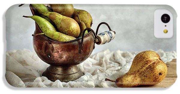 Still-life With Pears IPhone 5c Case by Nailia Schwarz