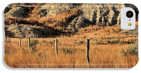 IPhone 5c Case featuring the photograph This Is Kansas by JC Findley