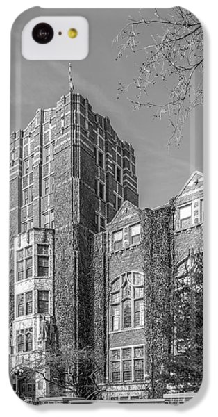 University Of Michigan Union IPhone 5c Case by University Icons