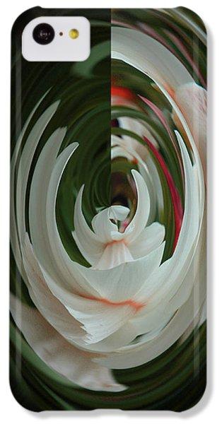 White Form IPhone 5c Case