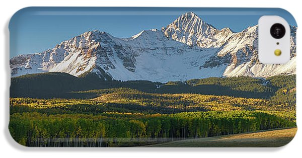 IPhone 5c Case featuring the photograph Wilson Peak Panorama by Aaron Spong