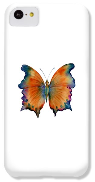 1 Wizard Butterfly IPhone 5c Case