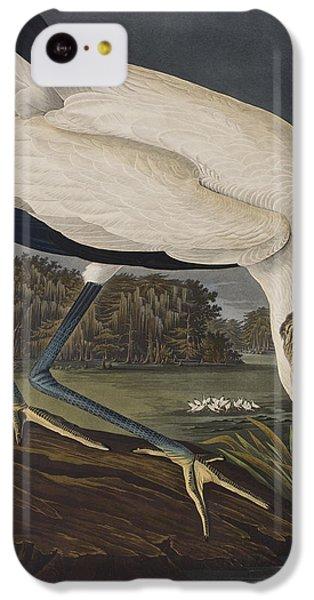 Wood Ibis IPhone 5c Case by John James Audubon