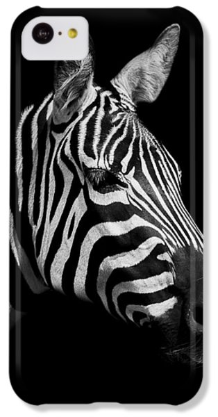 Zebra IPhone 5c Case