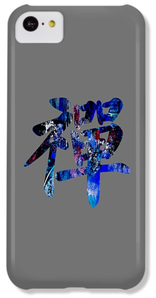 Zen IPhone 5c Case by Marvin Blaine
