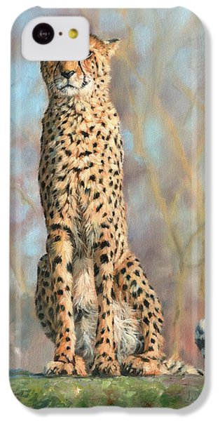 Cheetah IPhone 5c Case