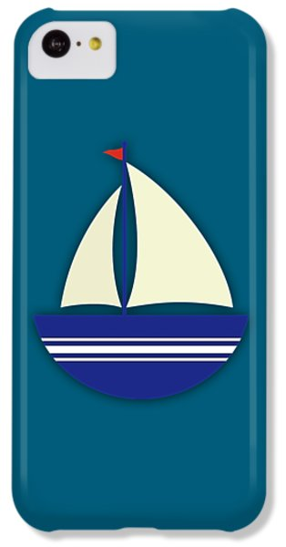 Nautical Collection IPhone 5c Case by Marvin Blaine