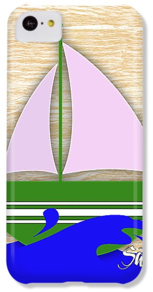 Sailing Collection IPhone 5c Case