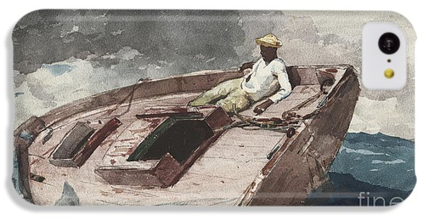 The Gulf Stream IPhone 5c Case by Winslow Homer