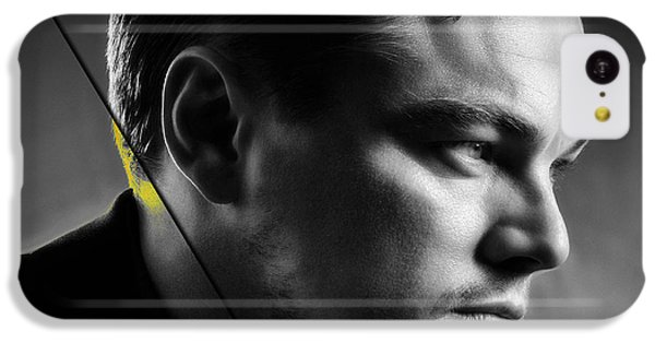 Leonardo Dicaprio Collection IPhone 5c Case by Marvin Blaine