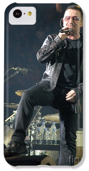 Bono iPhone 5c Case - U2 by Jenny Potter