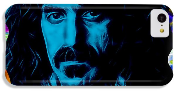 Frank Zappa Collection IPhone 5c Case by Marvin Blaine