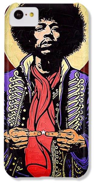 Jimi Hendrix IPhone 5c Case