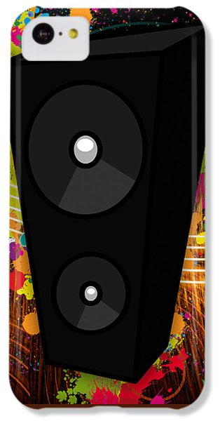 Music IPhone 5c Case by Marvin Blaine