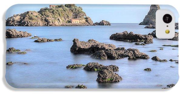 Aci Trezza - Sicily IPhone 5c Case by Joana Kruse
