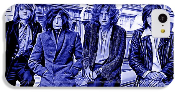 Led Zeppelin Collection IPhone 5c Case