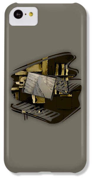 Piano Collection IPhone 5c Case