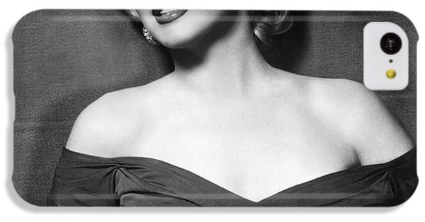Marilyn Monroe (1926-1962) IPhone 5c Case by Granger