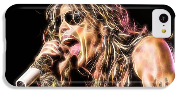 Steven Tyler Collection IPhone 5c Case by Marvin Blaine