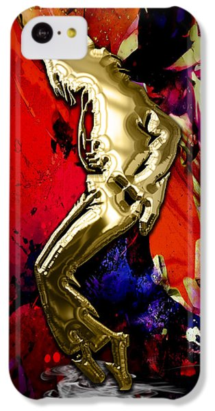 Michael Jackson Collection IPhone 5c Case