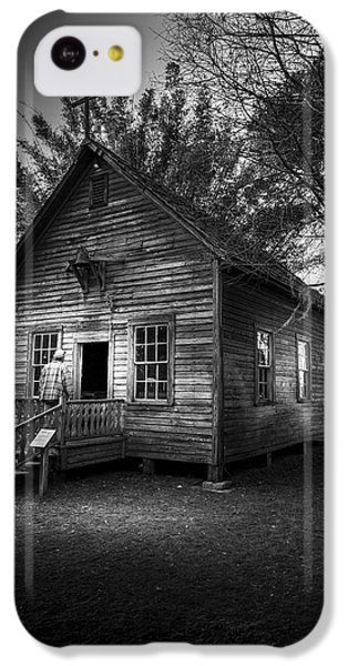 1800's Florida Church IPhone 5c Case by Marvin Spates