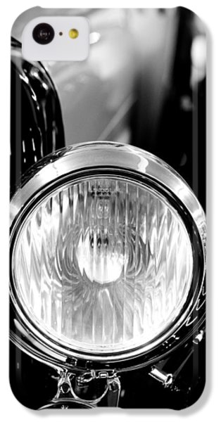 1925 Lincoln Town Car Headlight IPhone 5c Case