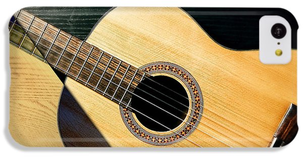 Acoustic Guitar Collection IPhone 5c Case