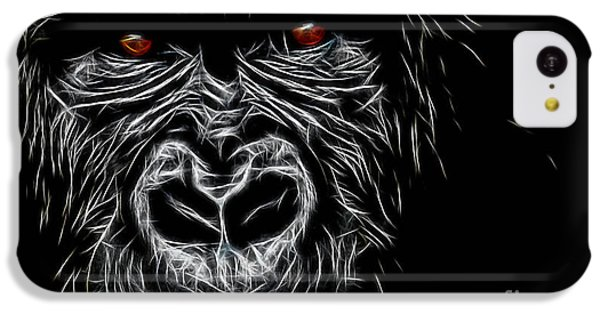 Ape Collection IPhone 5c Case by Marvin Blaine