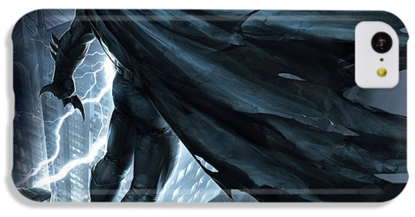Batman The Dark Knight Returns 2012 IPhone 5c Case