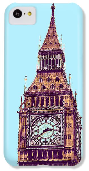 Big Ben Tower, London  IPhone 5c Case by Asar Studios