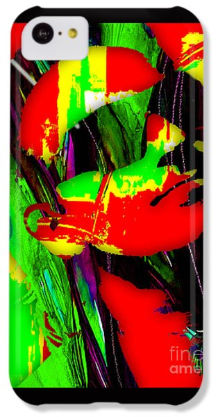 Bono Collection IPhone 5c Case by Marvin Blaine
