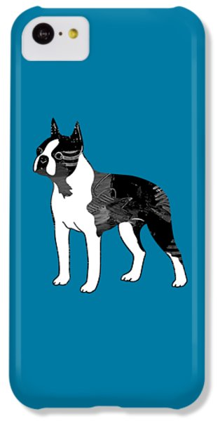 Boston Terrier Collection IPhone 5c Case