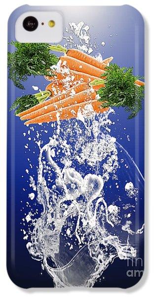 Carrot Splash IPhone 5c Case