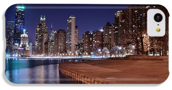 Chicago From The North IPhone 5c Case by Frozen in Time Fine Art Photography