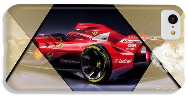 Ferrari F1 Collection IPhone 5c Case