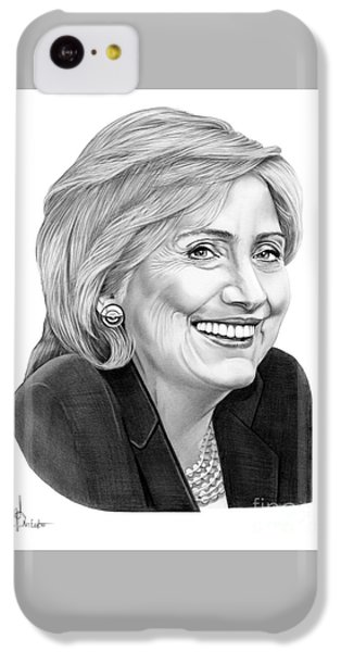 Hillary Clinton IPhone 5c Case