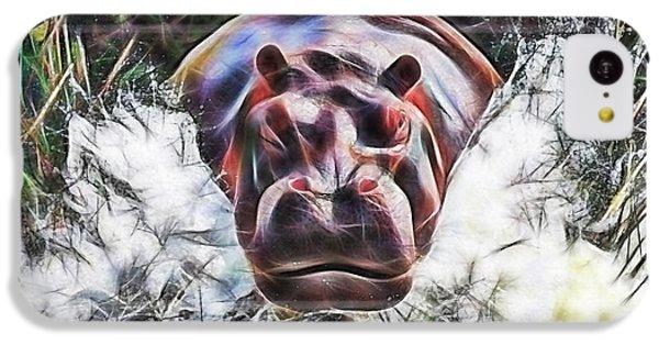 Hippo IPhone 5c Case
