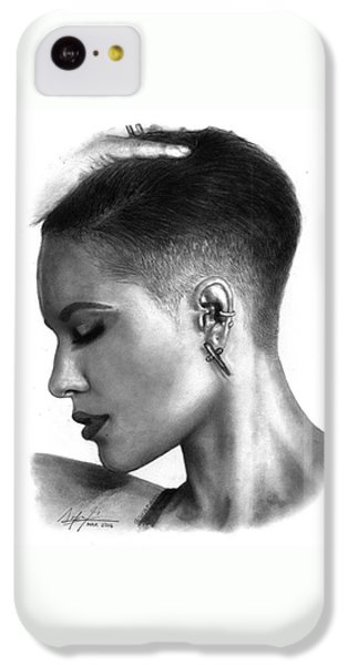 Halsey Drawing By Sofia Furniel IPhone 5c Case