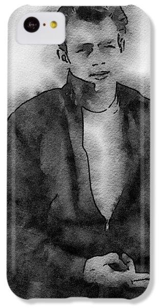 James Dean IPhone 5c Case by John Springfield