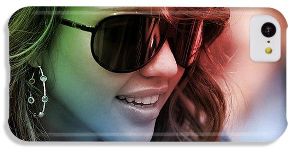 Jessica Alba IPhone 5c Case