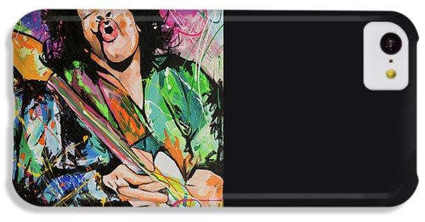 Jimi Hendrix IPhone 5c Case by Richard Day