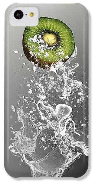 Kiwi Splash IPhone 5c Case by Marvin Blaine
