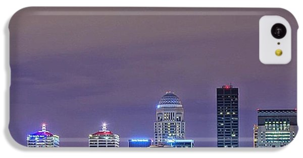 Ohio iPhone 5c Case - #louisville #kentucky #kentuckiana by David Haskett