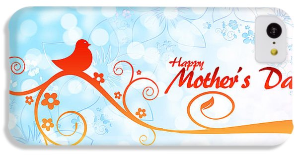 Design iPhone 5c Case - Mother's Day by Maye Loeser