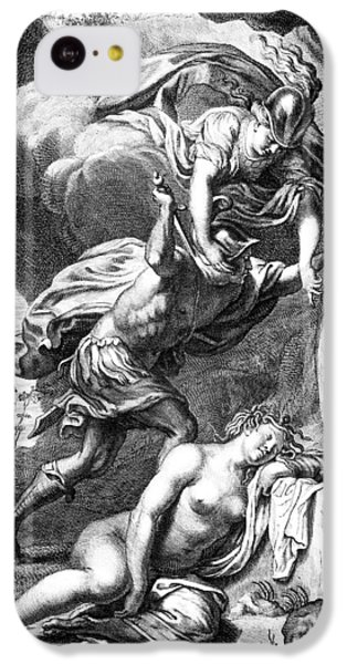 Mythology: Perseus IPhone 5c Case by Granger