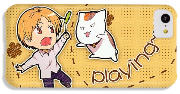 Design iPhone 5c Case - Natsume's Book Of Friends by Super Lovely